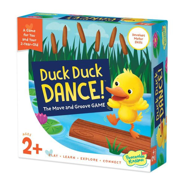 Image of Duck Duck Dance! packaging