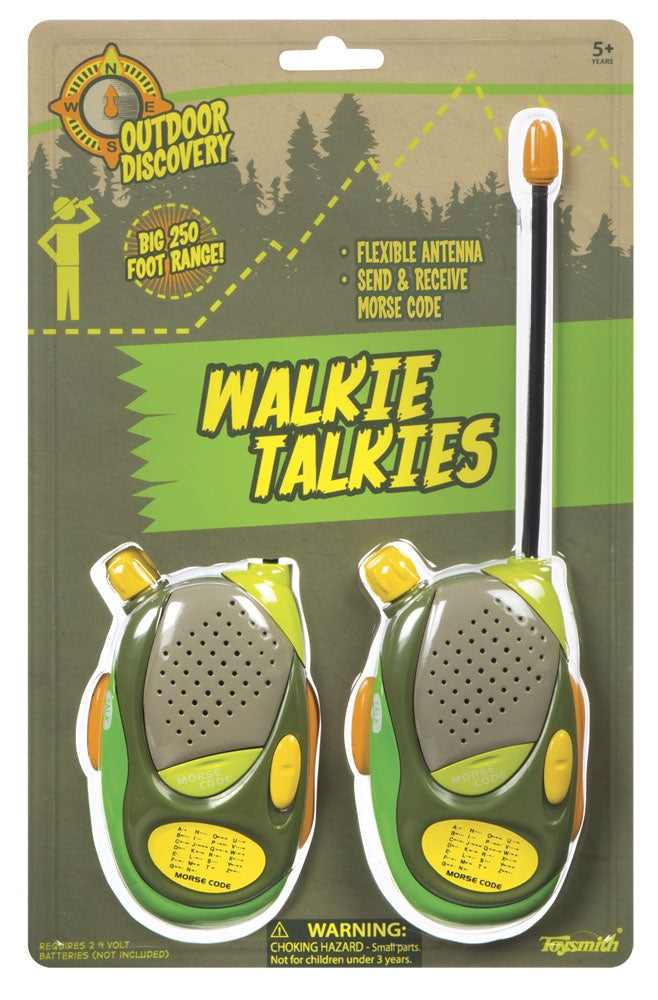 Image of Walkie Talkies