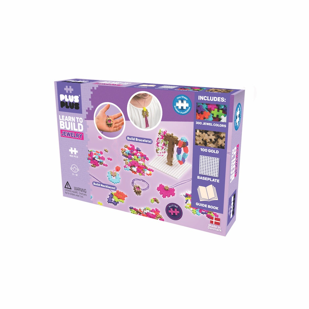 Image of Plus Plus Jewelry building kit