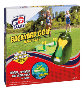 Image of Backyard Golf packaging