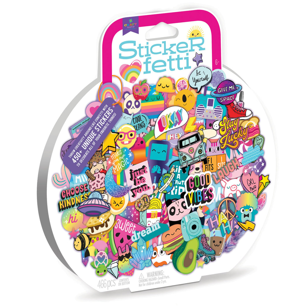 Image of Stickerfetti