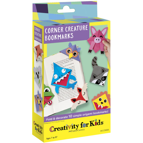 Image of Corner Creatures Bookmark