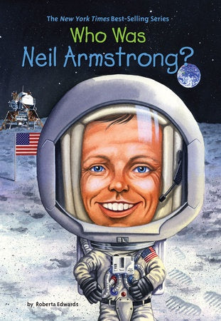 Image of Who Was Neil Armstrong? book cover