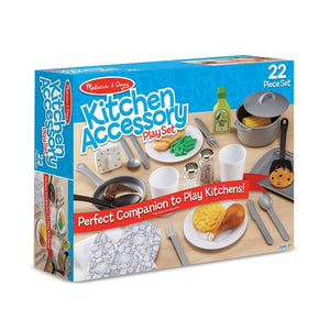 Image of Kitchen Accessory Playset