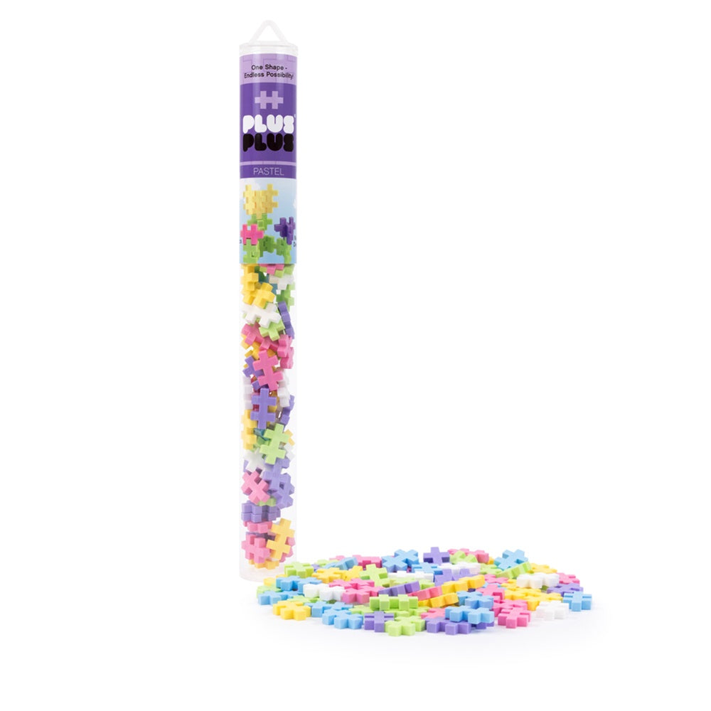 Image of Plus Plus Pastel Mix Tube