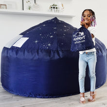 Image of child playing with Starry Night AirFort