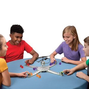 Image of children playing Drone Home game