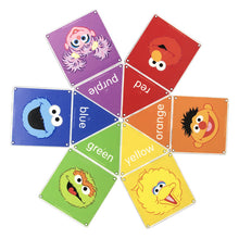 Image of Colors with Elmo components