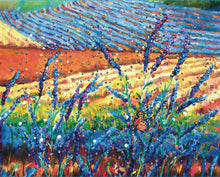 Image of Lavender Fields artwork