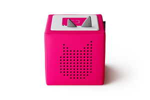 Image of pink Toniebox
