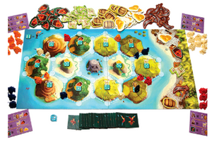 Image of CATAN Junior components