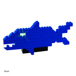 Image of Power Blox shark