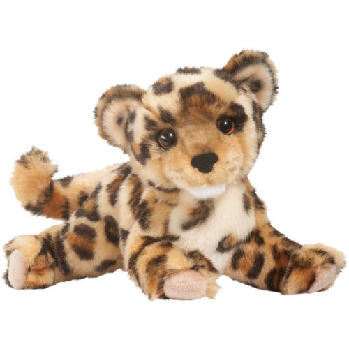 Image of Spatter Leopard Cub plush from Douglas