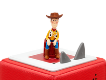 Image of Toy Store Tonie figure sitting on Toniebox (sold separately)