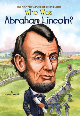 Image of Who Was Abraham Lincoln? book cover