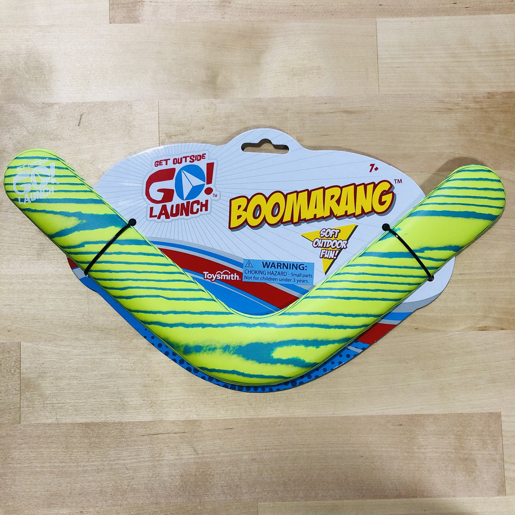 Image of Boomarang in packaging