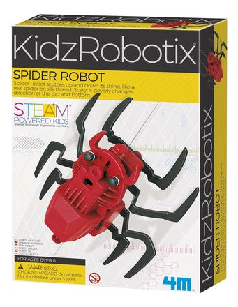 Image of KidzRobotix Spider Robot packaging
