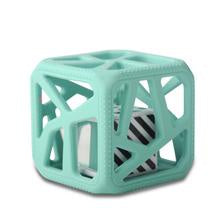 Image of Mint Green Chew Cube