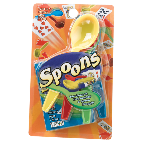 Image of Spoons game packaging