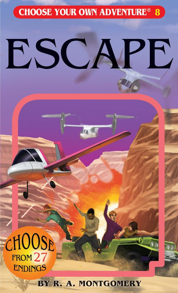 Image of Escape book cover
