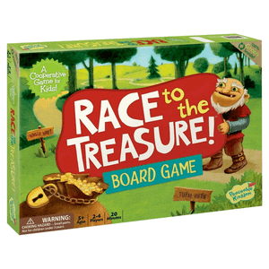Image of Race to the Treasure packaging