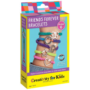 Image of Friends Forever Bracelet Kit Packaging
