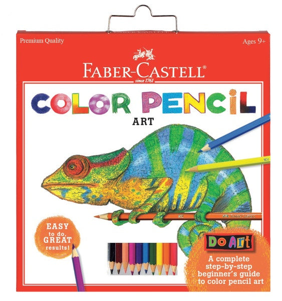 Image of Color Pencil Art