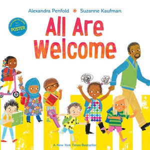 Image of All Are Welcome book cover