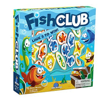 Image of Fish Club game packaging