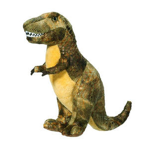 Image of small T-rex plush