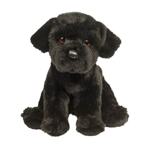 Image of Whittaker Black Lab Plush