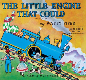 Image of The Little Engine That Could cover