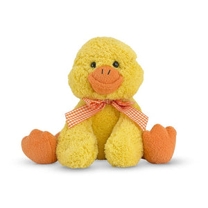 Image of Melissa & Doug Meadow Medley Ducky plush