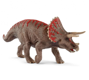 Image of Triceratops figure