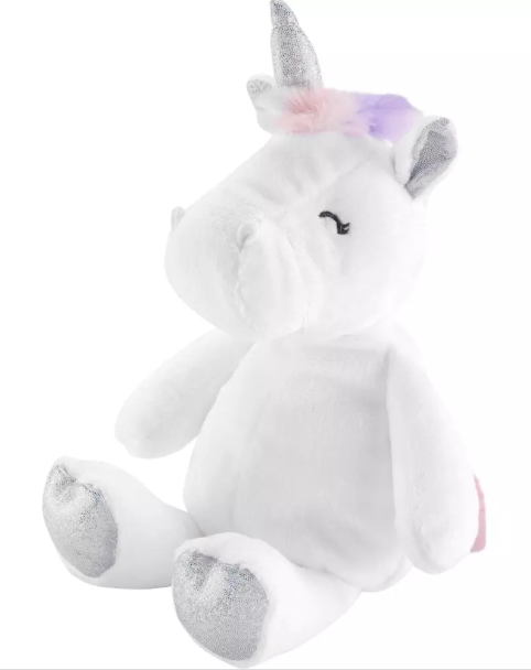 Image of Carter's Rainbow Unicorn Plush