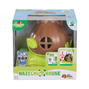 Image of Timber Tots Hazelnut House