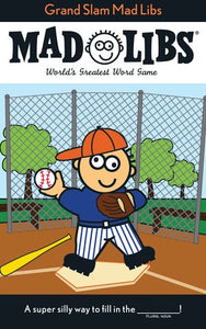 Image of Grand Slam Mad Libs cover