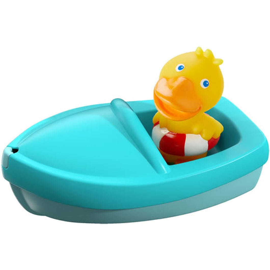 Image of Bath Boat Duck Ahoy from HABA