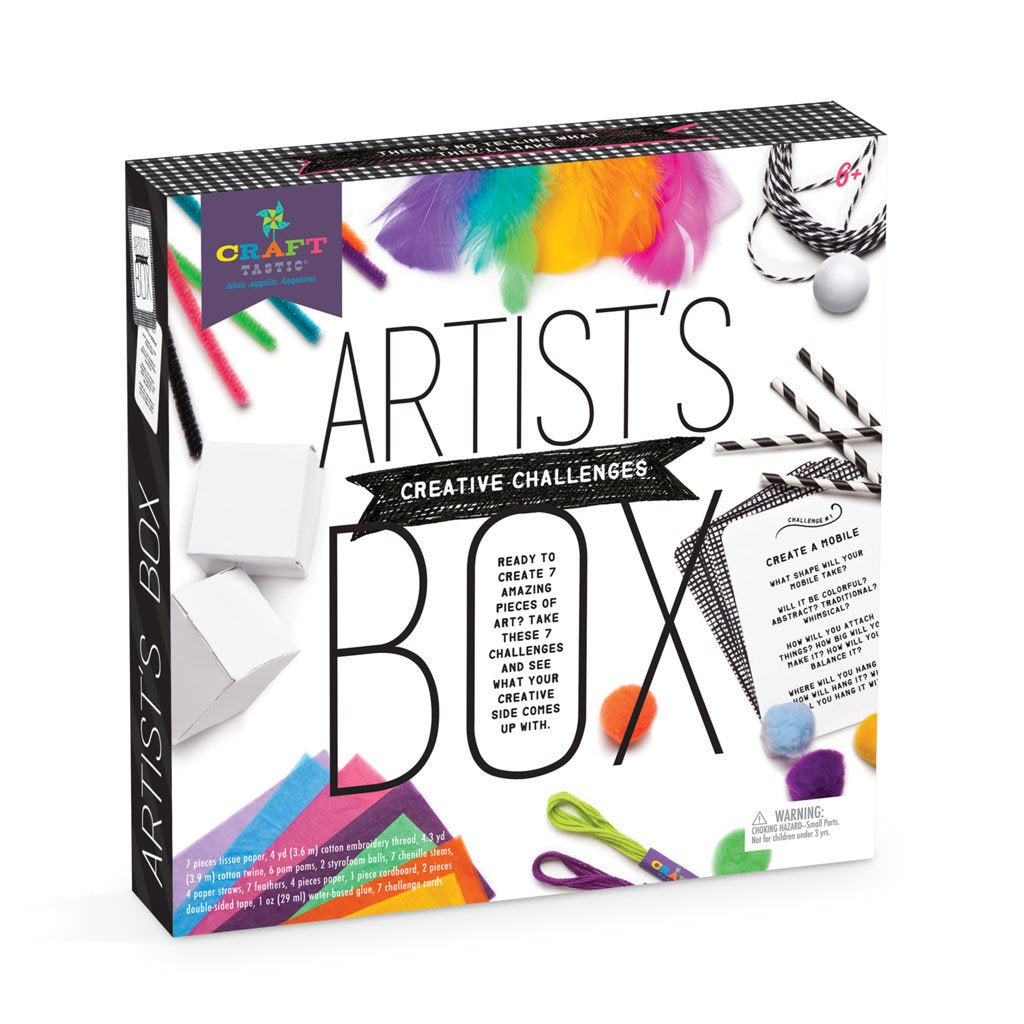 Image of Artist's Box