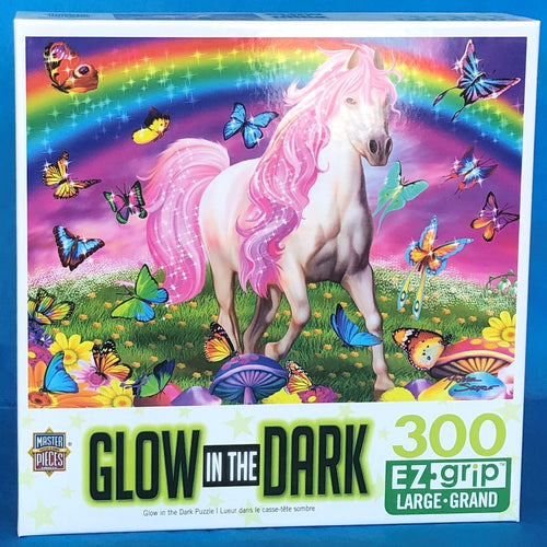 Image of Rainbow World puzzle packaging