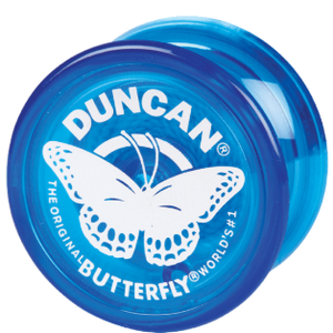 Image of blue Duncan Butterfly Yo-Yo