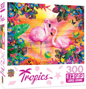Image of Pretty in Pink puzzle packaging