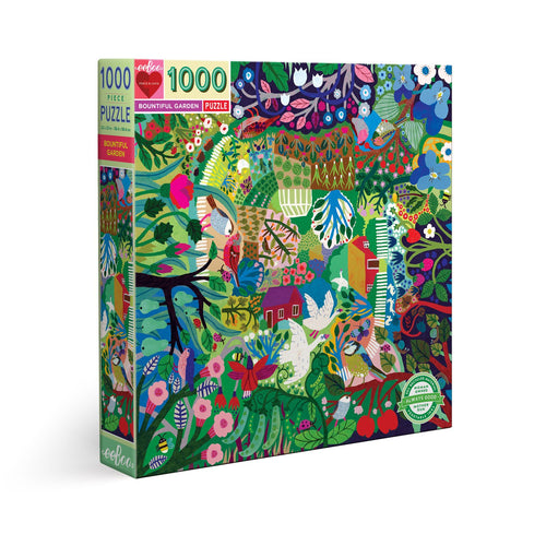 Image of 1000 PC Bountiful Garden