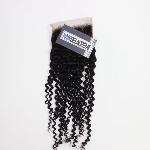 Nubian Goddess - Kinky Curly Closure