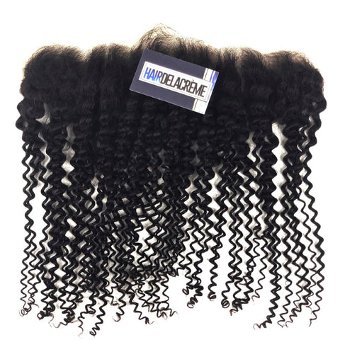 Hairdelacreme kinky curly frontal