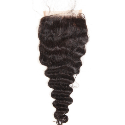 Nubian Goddess - Loose Curl Closure
