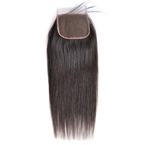 Allure Deluxe Virgin Straight 5x5 Closure