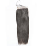 Allure Deluxe Virgin Straight 4X4 Closure