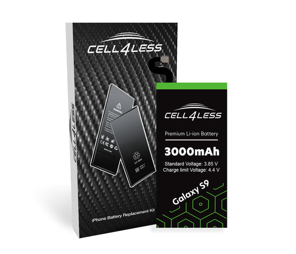 Galaxy S9 Battery Replacement 3000 mah - CELL4LESS