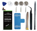 Samsung Note 8 Battery Replacement Kit Compatible - 3300 mAh Samsung Note 8 - CELL4LESS